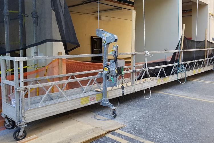 Suspended Scaffold Training