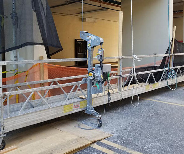 Process To Undergo Suspended Scaffold Safety Training